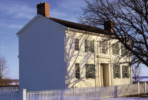 smith-house-Nauvoo-Mormon