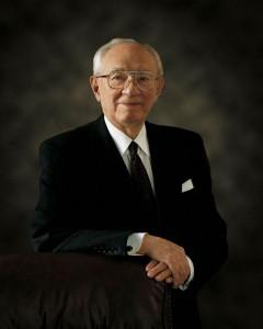 President Gordon B Hinckley Mormon