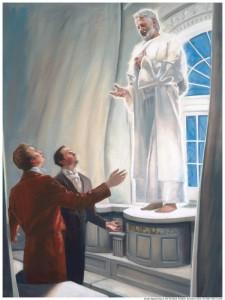 elijah kirtland temple mormon