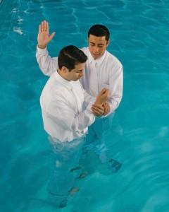 Mormon Baptism
