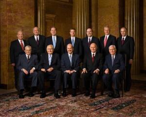 Mormon Apostles