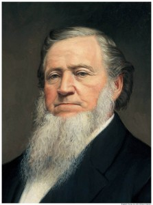 Brigham Young Mormon Prophet